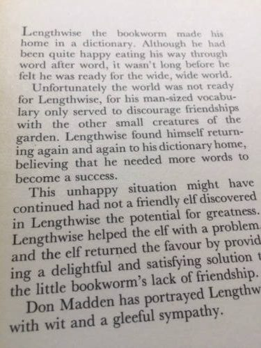 The Story of Lengthwise