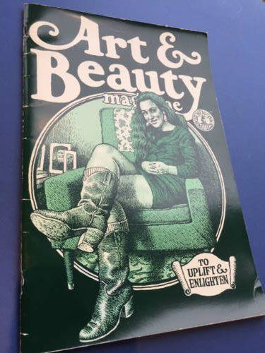 Robert Crumb, Art & Beauty No. 1