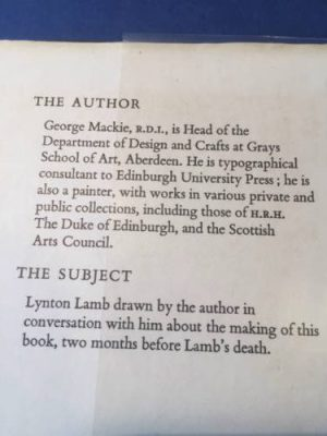 Lynton Lamb, Illustrator