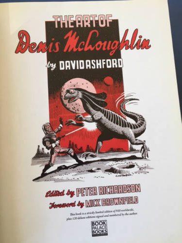 The Art of Denis McLoughlin