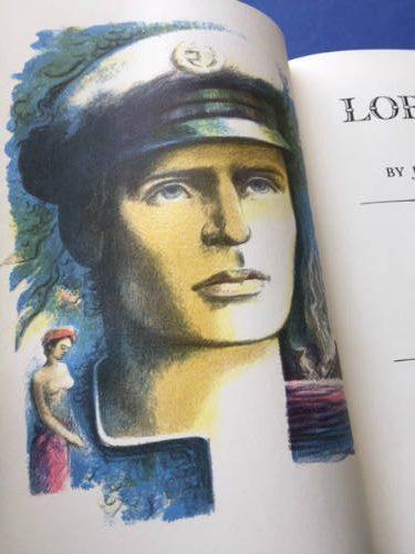 Lord Jim, Joseph Conrad, Lynd Ward