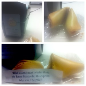 Retrospective Fortune Cookies