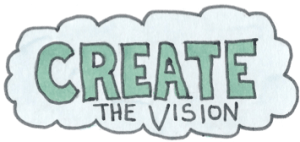 agile leadership engagement series create the vision
