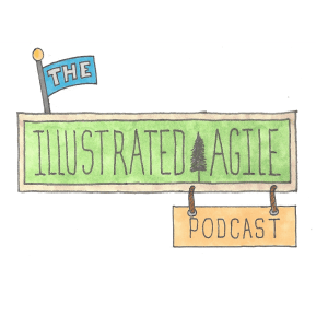 The Illustrated Agile Podcast Cover