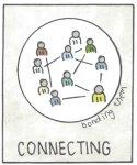 agile coach connecting