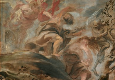 Expulsion from the Garden of Eden, by Peter Paul Rubens