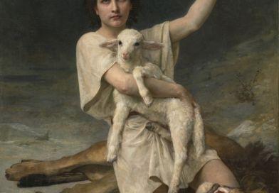 The Shepherd David, by Elizabeth Jane Gardner, c. 1895. National Museum of Women in the Arts, Washington, D.C., United States.