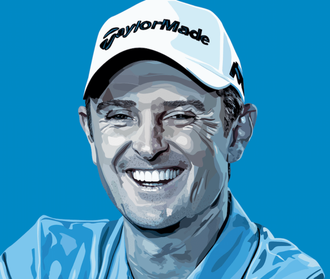 Golf magazine - Player of the Year
