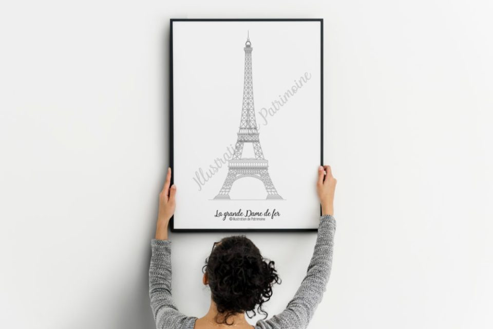 Tour-Eiffel_illustration_de_patrimoine_anne_letondot