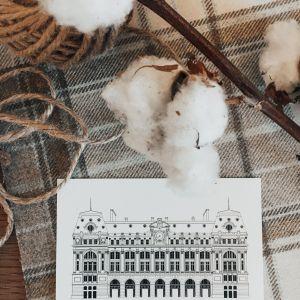 imagerie-parisienne-collection_illustration_patrimoine_monument_capitale_sncf_gare_st_lazare