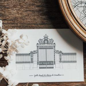 illustration-de-patrimoine-monument-historique-ville-de-versailles-patrimoine-versaillais-chateau-de-versailles-grille-royale_