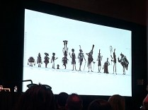 Graham Annable talk unveiling some details on making Boxtrolls