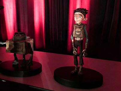 Boxtrolls real puppets