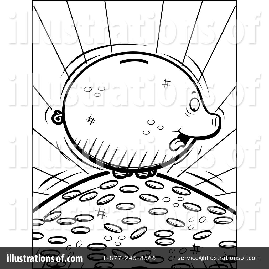 Piggy Bank Clipart