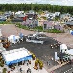 Lokki (OH-LCD) Asuntomessuilla 2015 Vantaalla