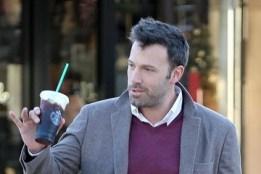 Ben Affleck e Starbucks