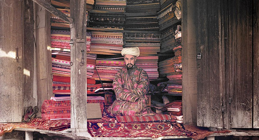 13 merchant in samarkand