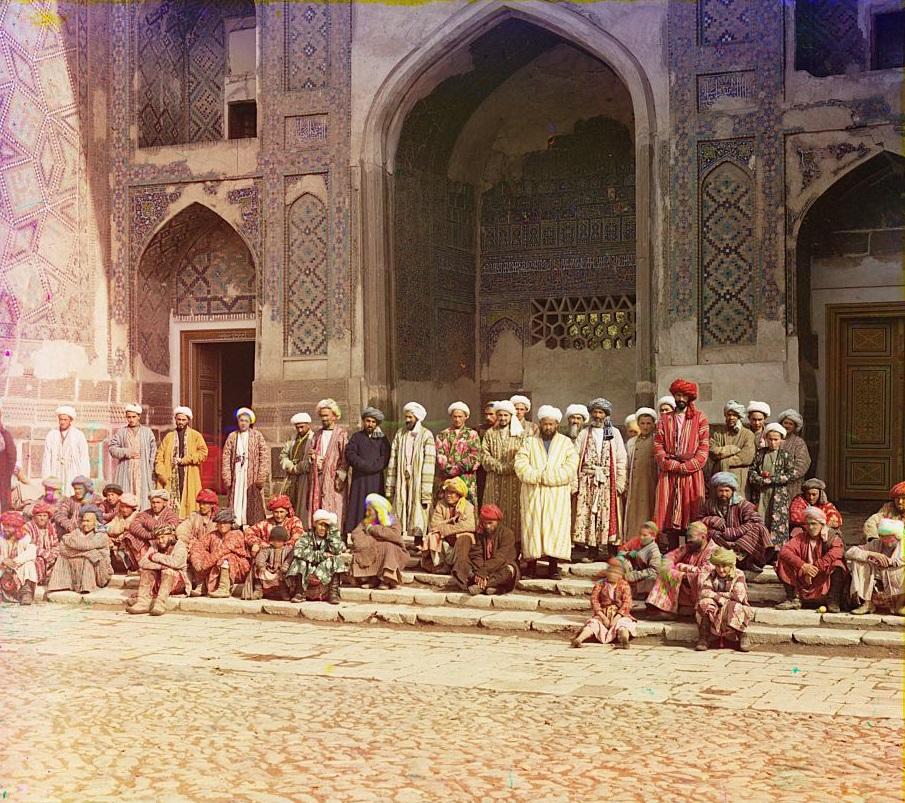 20 mosque samarkand