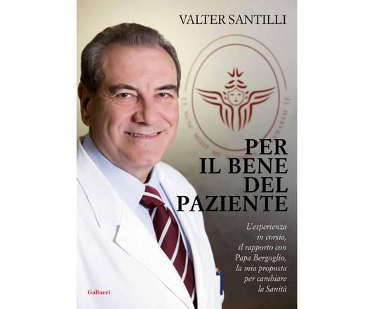 Libro Santilli - Per il bene del paziente