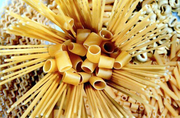 Napoli 09/05/2001 Pasta di grano duro prodotta in Campania. Ph. Ciro Fusco