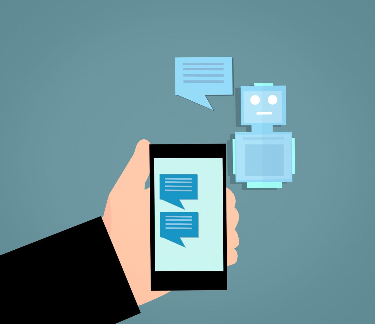 chatbot, chat, application