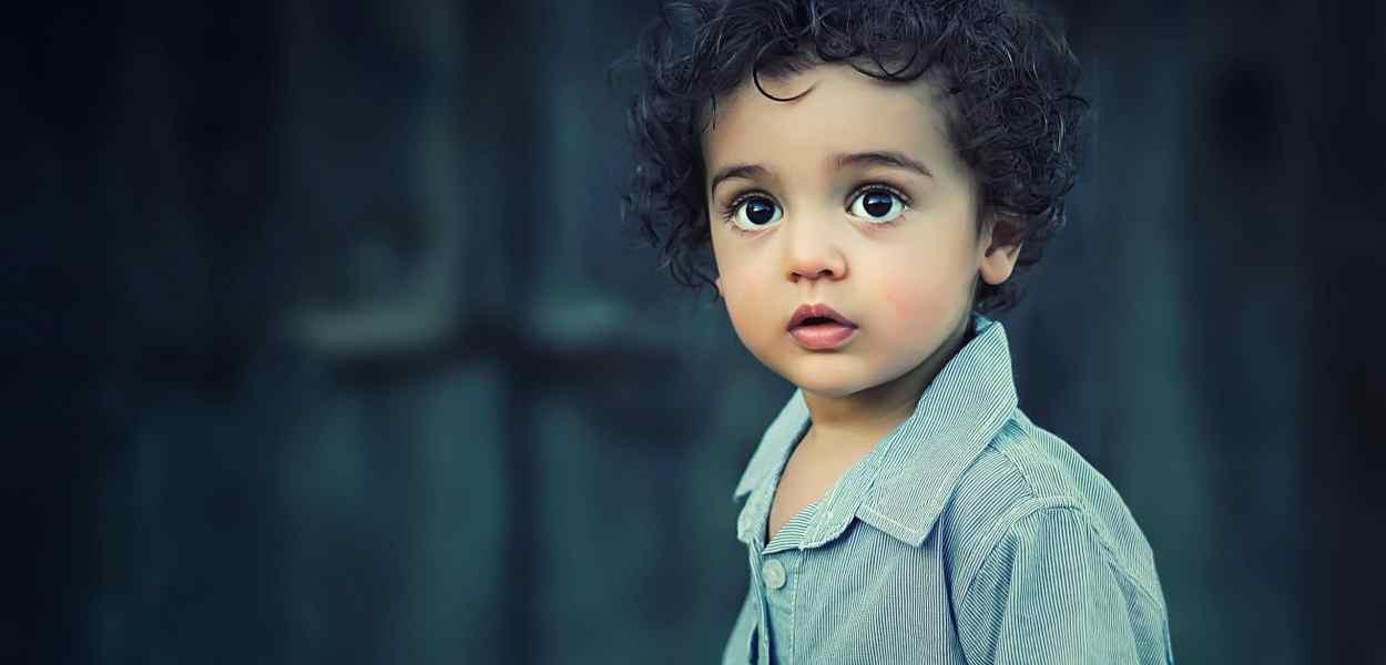 child, boy, portrait