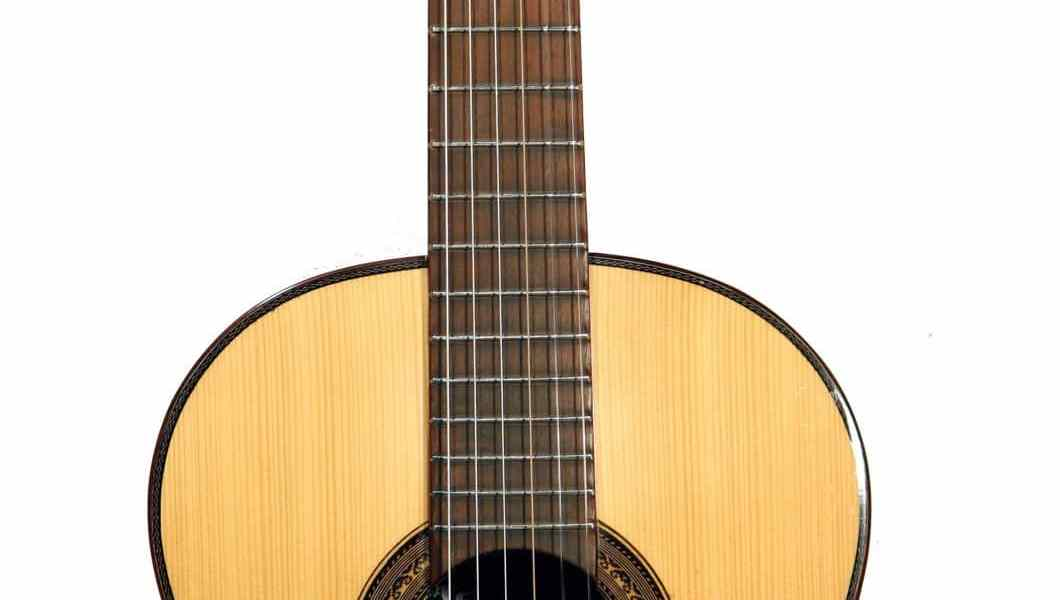 guitar, classic, luthier