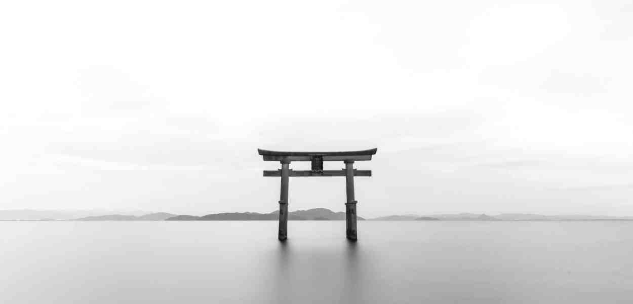 tori, japanese, shrine