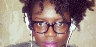 La giornalista Bim Adewunmi (dal blog ufficiale)
