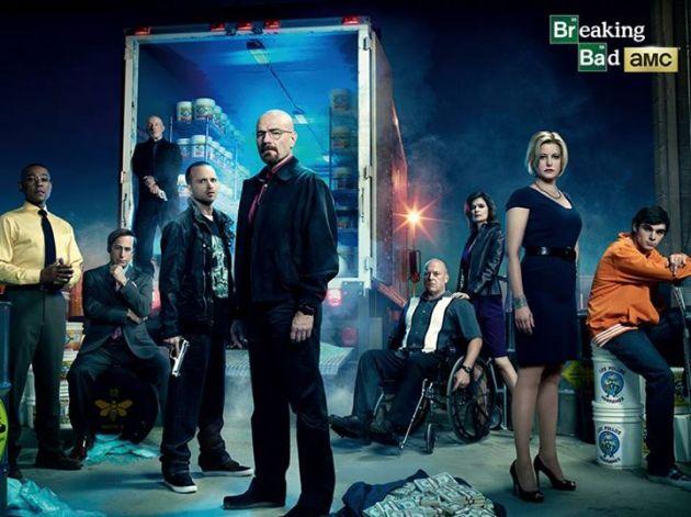 Un immagine dalla pagina facebook della famosa serie.