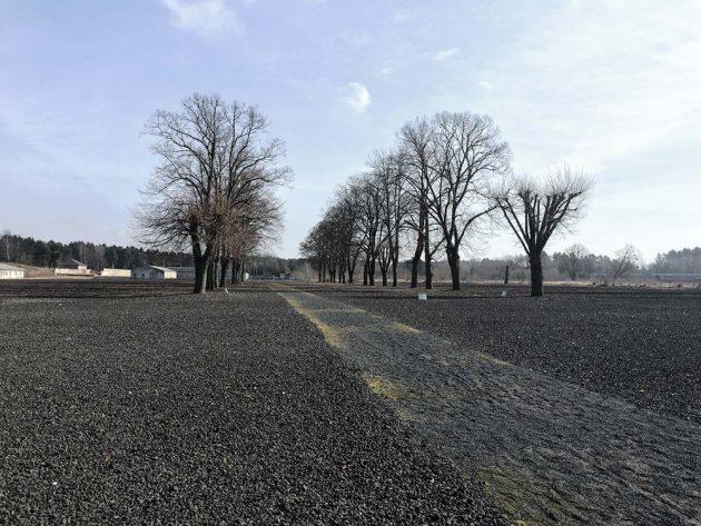 ravensbrück campo lagermile esterno