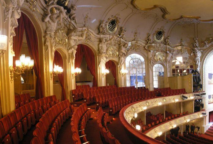 opera berlino Komische Oper