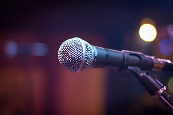 microfono photo