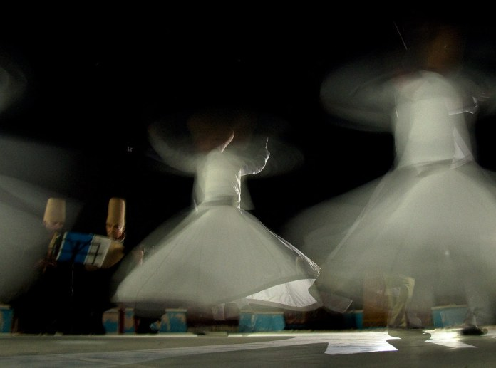 """Dervishes"" by sdhaddow is licensed under CC BY-NC-SA 2.0"