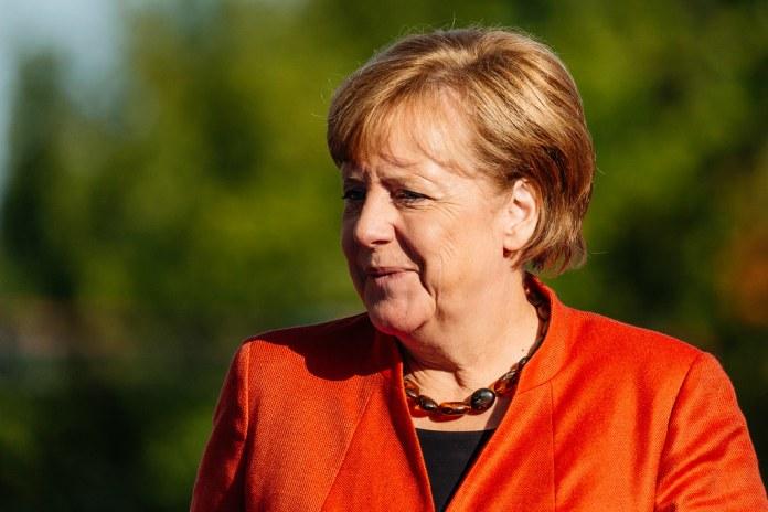 Angela Merkel in quarantena