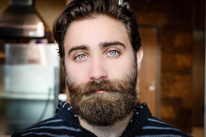 arabic beard photo