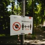 lockdown in Germania