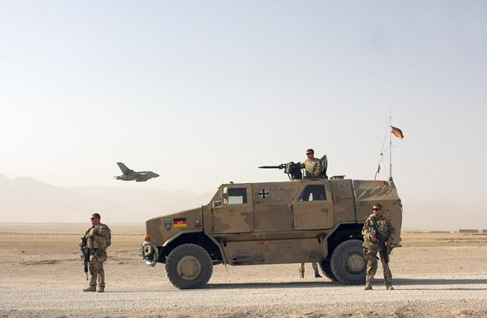 Germania via dall'Afghanistan