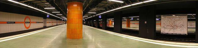 stazione centrale di francoforte