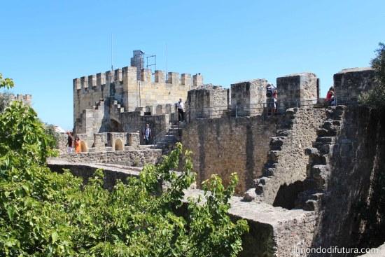 castello di lisbona centro