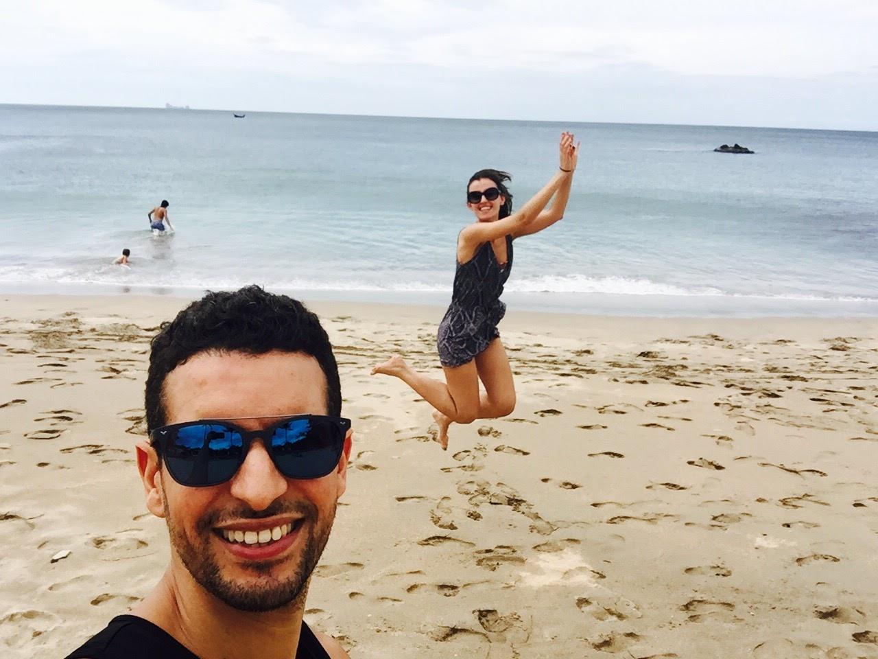 166 giorni intorno al mondo: il viaggio di Ivana e Mehdi