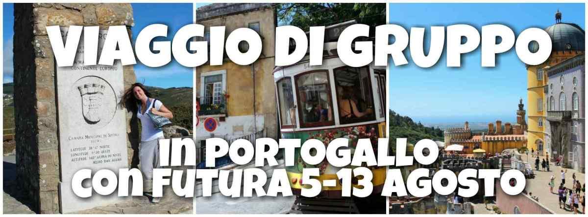 VIAGGIO DI GRUPPO: UN SALTO IN PORTOGALLO... Vi porto con me!!!