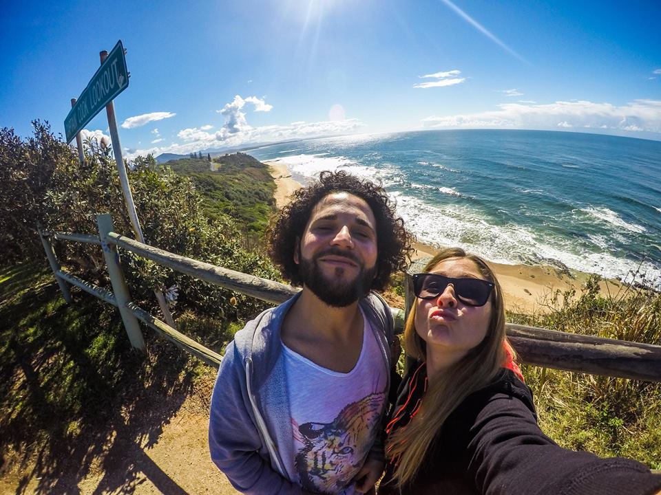 """Dalla Sicilia all'Australia per una vita in viaggio. L'intervista a """"PositiviTrip""""."""