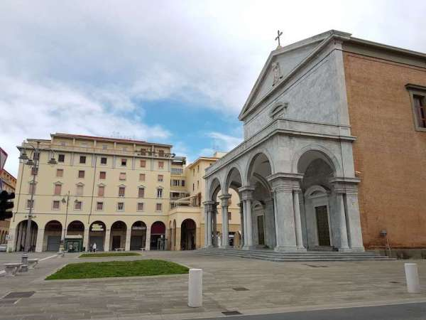 centro storico livorno