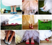 Colourful-Wedding-Day-Bridal-Shoes