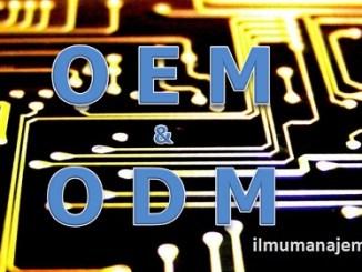 Pengertian OEM dan ODM