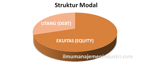 Pengertian Struktur Modal dan Faktor-faktor yang Mempengaruhi Struktur Modal