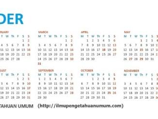 Kalender 2014