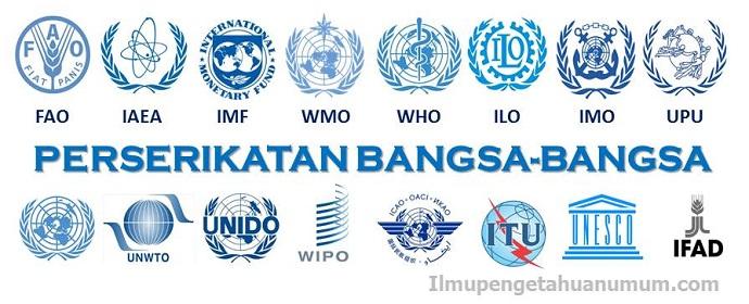 Organisasi-organisasi Khusus dalam PBB