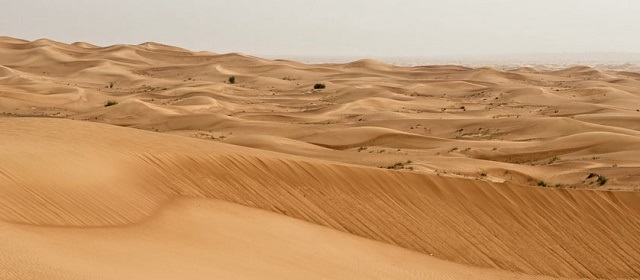 10 gurun pasir terluas di dunia